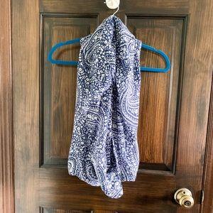 H&M circle scarf